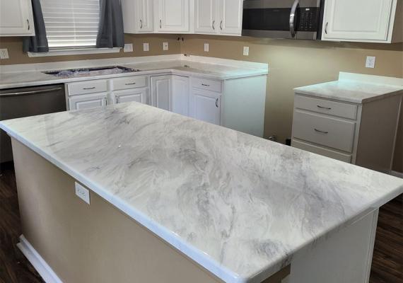 granite-worktop-kitchen-island-white-shape