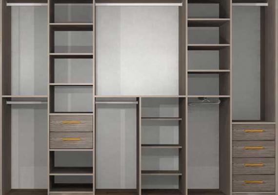 integrated-wardrobe-design-internal-view-grey-light-multi-shelves-drawers-white