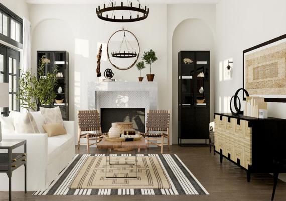 modern-design-custom-furniture-black-light-grey-combination