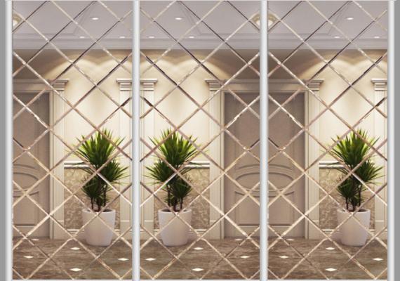 sliding-doors-wardrobe-triple-mirror-shape